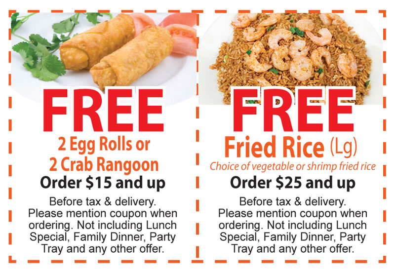 China House Coupon Chicago IL